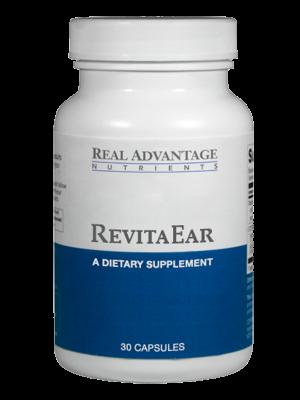 Bottle of RevitaEar