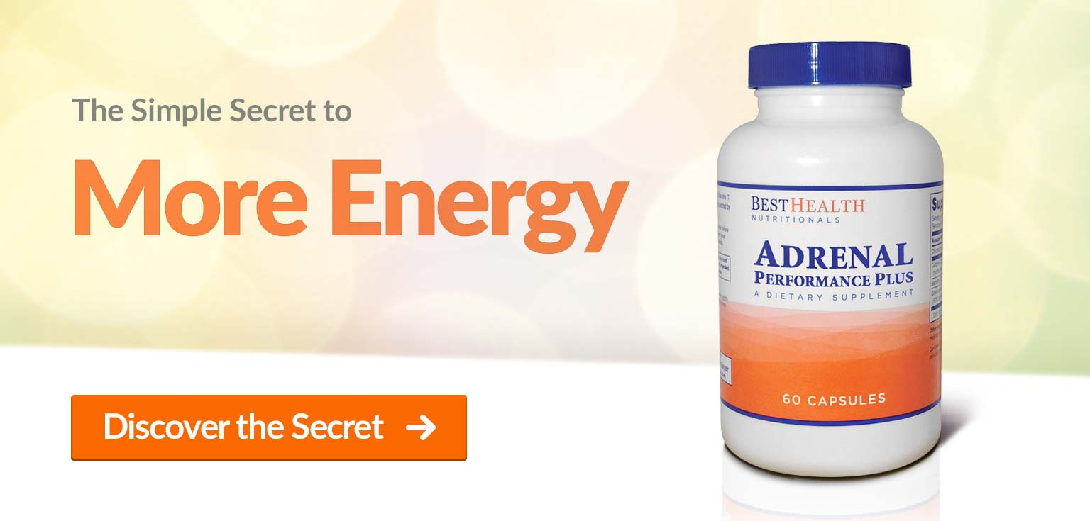 Adrenal Performance Plus - Increase Your Energy, Naturally
