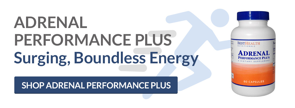 Adrenal Performance Plus - Natural Energy Supplement