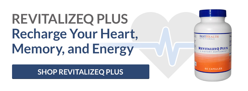 RevitalizeQ Plus - Natural Supplement for Heart Health